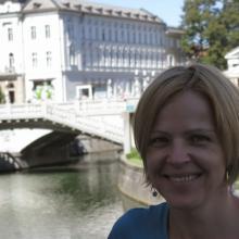 716 Interviews - Slovénie Verte (Barbara Hunt Vodopivec) Interview