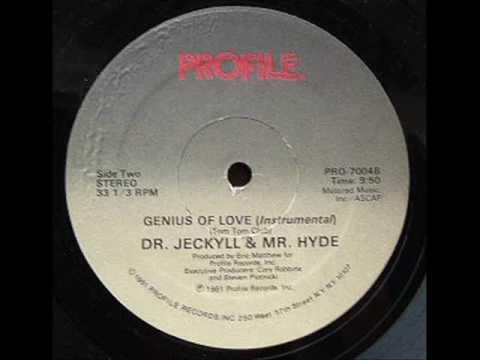Dr Jeckyll Mr Hyde Genius Rap