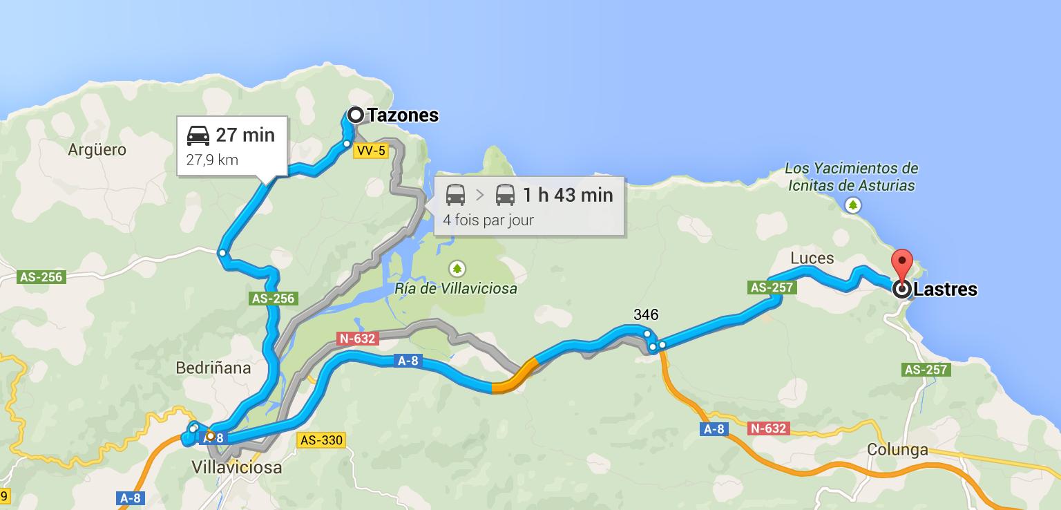 Lastres Amp Tazones Asturies Espagne 716 La Vie