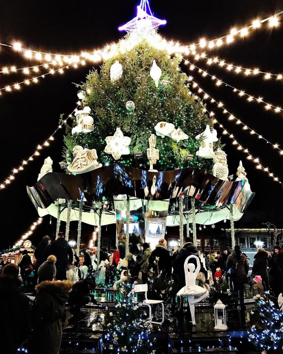 Christmas Tree - Kaunas (Lituanie)