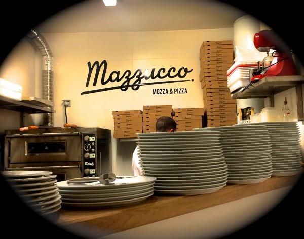 Mozza & Pizza : Mazzucco