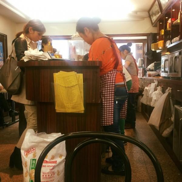 Restaurant chinois Chez Shen