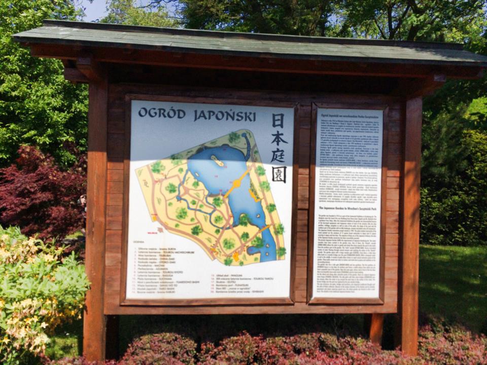 jardin japonais wroclaw
