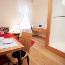 Jaka's room, Pr' Gavedarjo, Kranjska Gora  (2) (Medium)