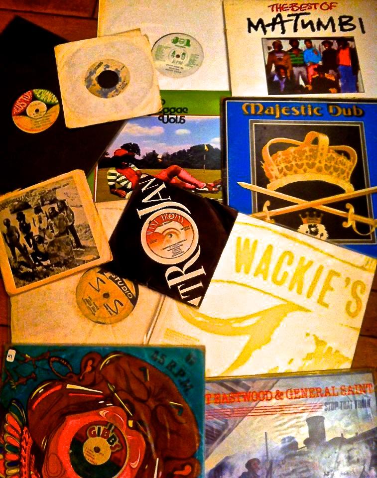Sébastien Grand - Jamaican Vinyl Selecta Mix 2