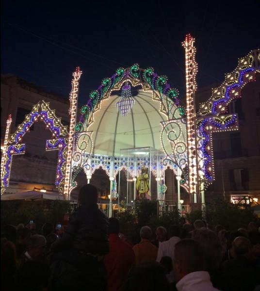 Fête de la Saint Nicolas à Bari (Italie)