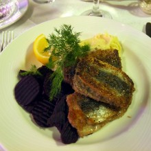Steaks_of_Baltic_herring_at_restaurant_Sea_Horse,_Helsinki,_Finland