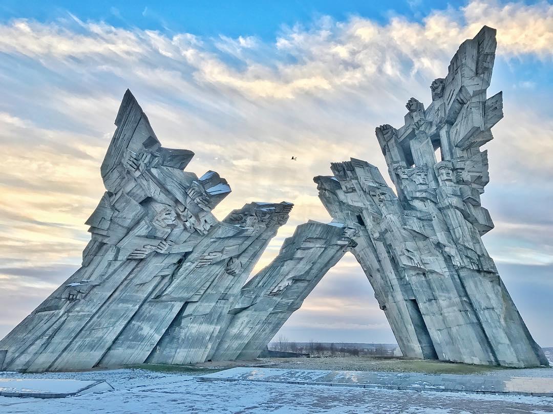 Fort IX - Kaunas (Lituanie)
