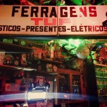 Bar - magasin de jouet de Sao Paulo