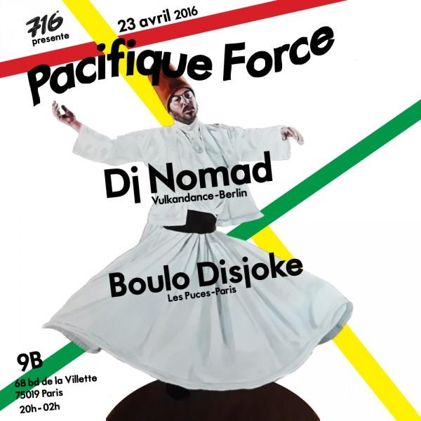 716lavie.com organise sa 1ère soirée musicale à Paris le samedi 23 avril au 9B, 68, boulevard de la Villette, Paris (75020), métro : Colonel Fabien ou Belleville, entrée gratuite.