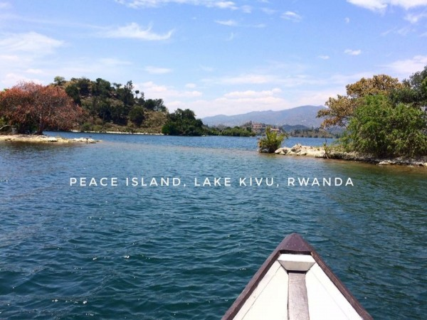 Peace Island, Lake Kivu (Rwanda)