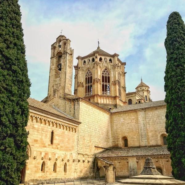 Monastère de Poblet (Catalogne)