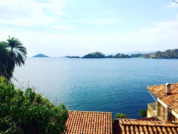 Lac Kivu - Rwanda