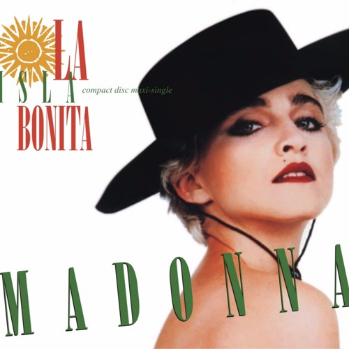 Madonna la isla bonita (rhoowax re-edit) youtube.