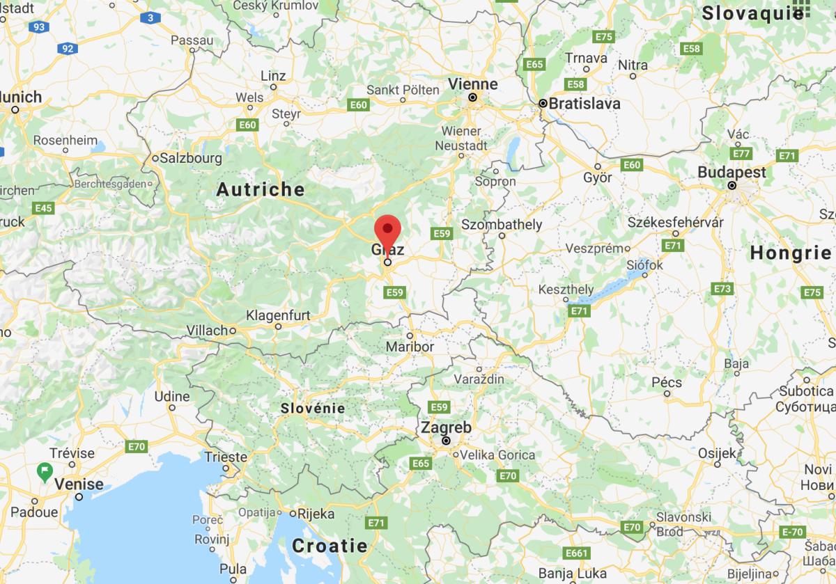 Connaissez Vous Graz Graz Autriche 716lavie